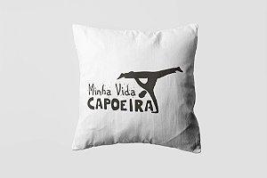 Almofada personalizada Capoeira  black-16