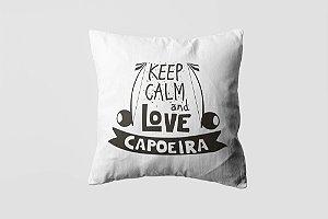 Almofada personalizada Capoeira  black-14