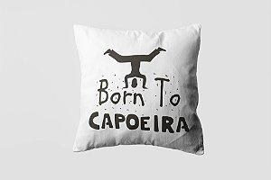 Almofada personalizada Capoeira  black-13