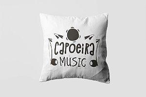 Almofada personalizada Capoeira black-10
