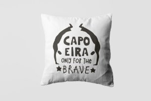 Almofada personalizada Capoeira black-06