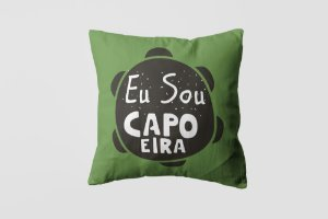 Almofada personalizada Capoeira color-15