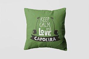 Almofada personalizada Capoeira color-14