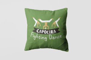 Almofada personalizada Capoeira color-09