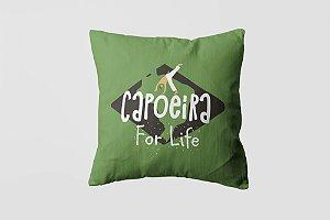 Almofada personalizada Capoeira color-08