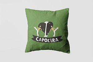 Almofada personalizada Capoeira color-07