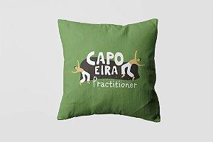 Almofada personalizada Capoeira color-05
