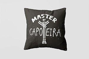Almofada personalizada Capoeira white-16