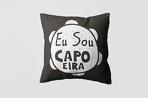 Almofada personalizada Capoeira white-15