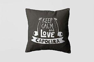 Almofada personalizada Capoeira white-14