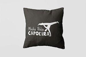 Almofada personalizada Capoeira white-12