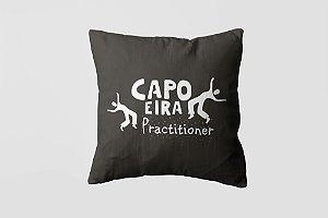 Almofada personalizada Capoeira white-05