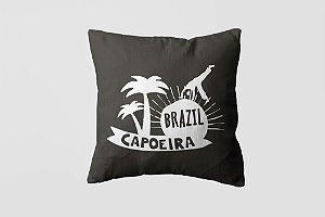 Almofada personalizada Capoeira white-03