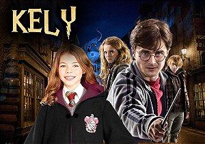 Imã Personalizado 7 cm x 10 cm Harry Potter com montagem