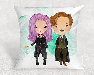 Almofada Personalizada para Festa Harry Potter 8