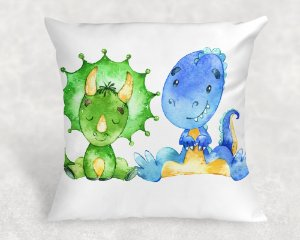 Almofada Personalizada para Festa Dinossauros 12
