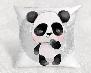 Almofada Personalizada para Festa Panda Bebe 14