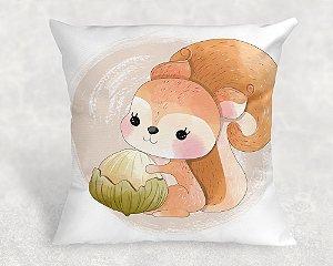 Almofada Personalizada para Festa Esquilinho Bebe 15