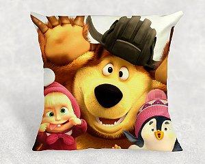 Almofada Personalizada para Festa Masha e o Urso 5