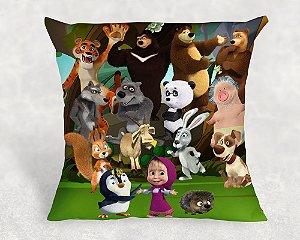 Almofada Personalizada para Festa Masha e o Urso 6