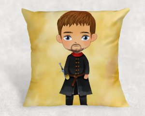 Almofada Personalizada para Festa Game Of Thrones  Jaime