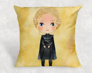 Almofada Personalizada para Festa Game Of Thrones  Daenerys