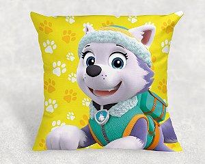 Almofada Personalizada para Festa Patrulha Canina Everest 10