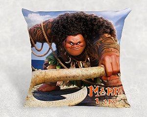 Almofada Personalizada para Festa Maui 2 Moana