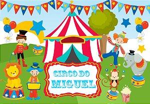 Painel TNT Circo