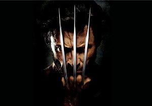 Painel em TNT Wolverine