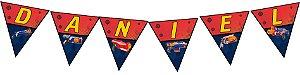 Bandeirinha Personalizada NERF