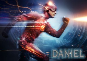 Painel TNT The Flash