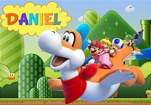 Painel TNT Super Mario
