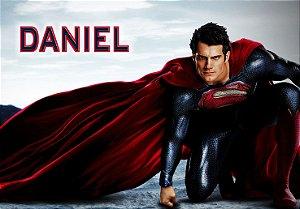 Painel TNT Super Homem