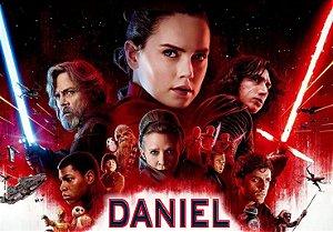 Painel TNT Star Wars
