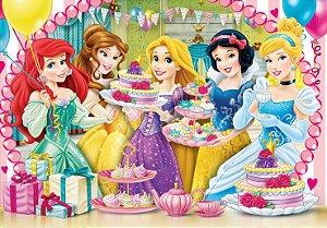 Painel TNT Princesas Disney Royal Party