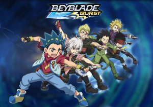 Painel TNT Beyblade