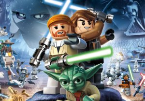 Painel TNT Lego Star Wars