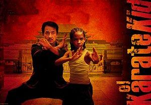 Painel TNT Karate Kid