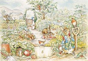 Painel TNT Peter Rabbit