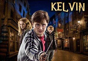 Painel TNT Harry Potter