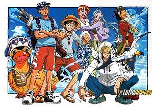 Painel TNT One Piece