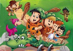Painel TNT Flintstones Kids