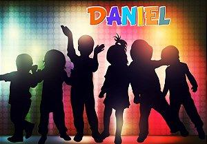Painel TNT Discoteca