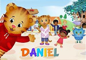 Painel TNT Daniel Tigre