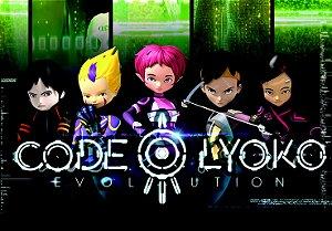 Painel TNT Code Lyoko