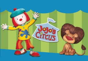 Painel TNT Circo da Jojô
