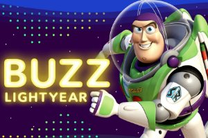Painel TNT Buzz Lightyear