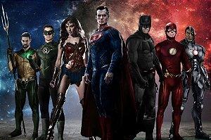 Painel TNT Batman Vs Superman