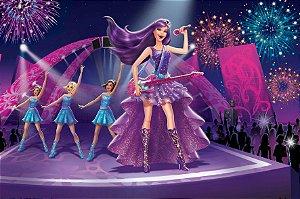 Painel TNT Barbie 2